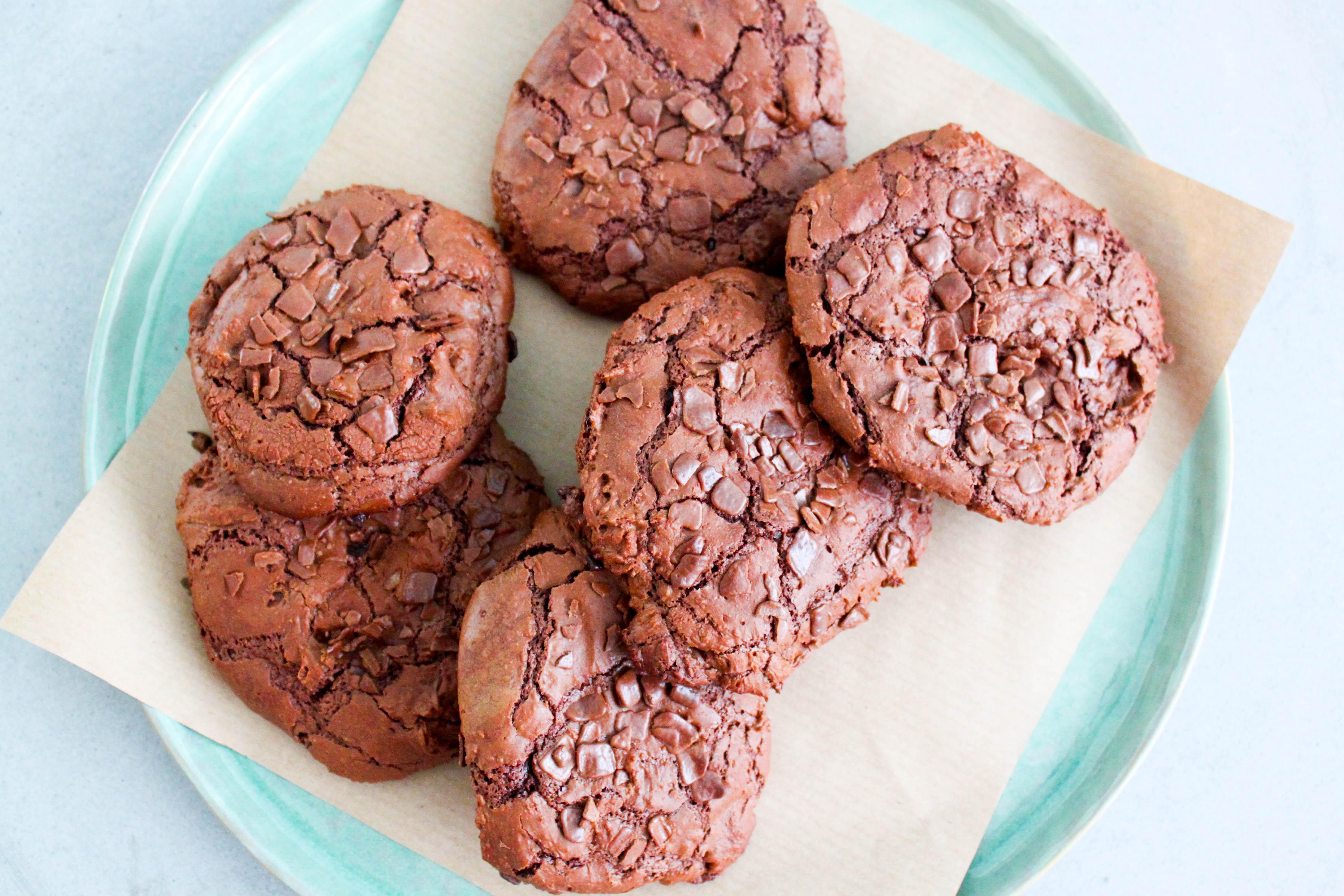 brookies recept