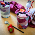 Chiapudding met fruit & kokosyoghurt