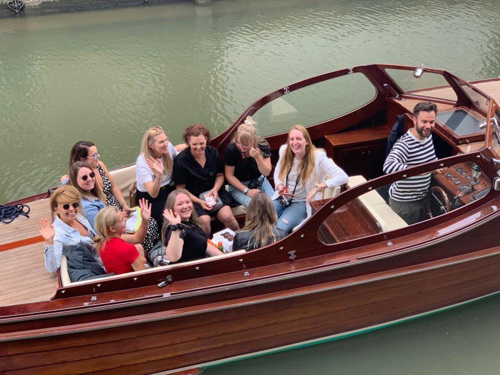 Imbarcazione Barone