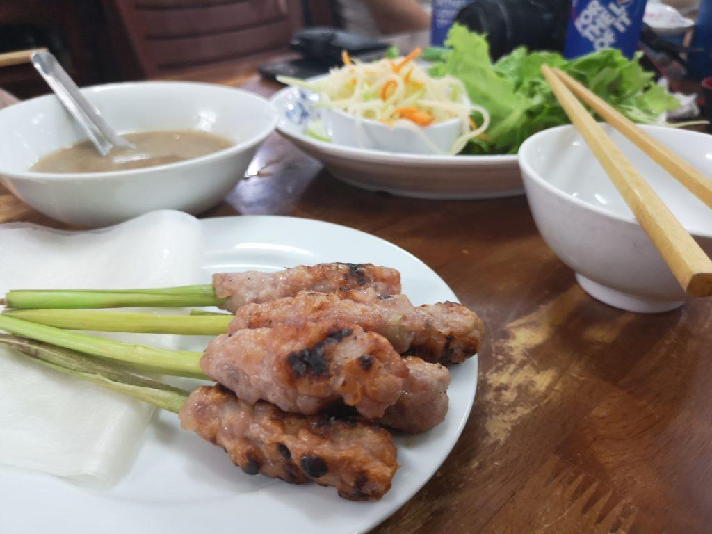 Vietnamese Nem Lui
