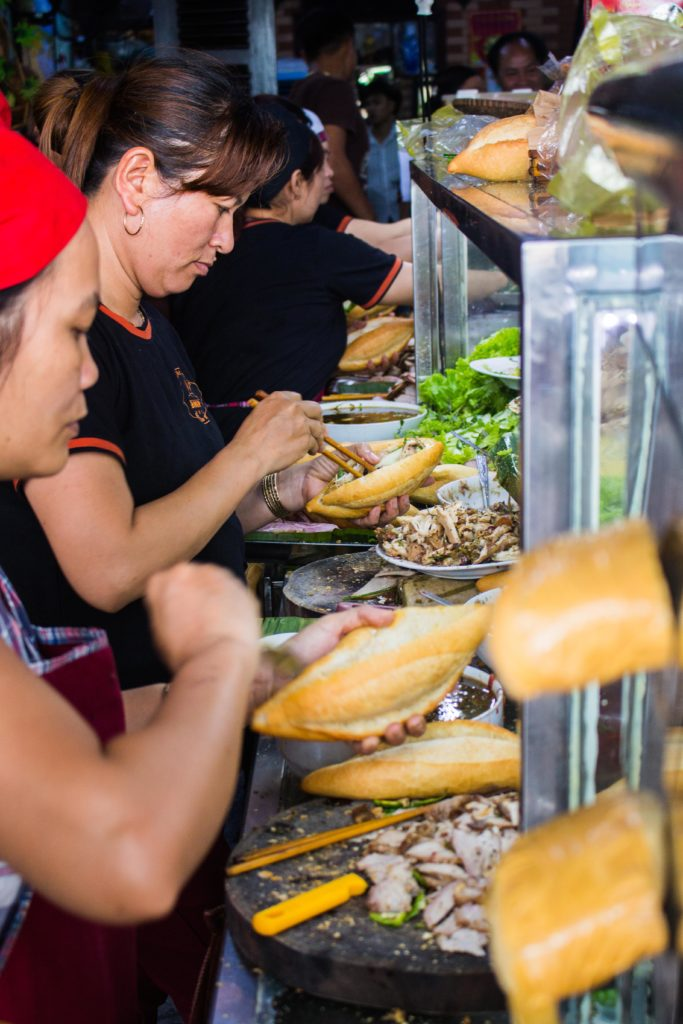 Banh Mi in Hoi An