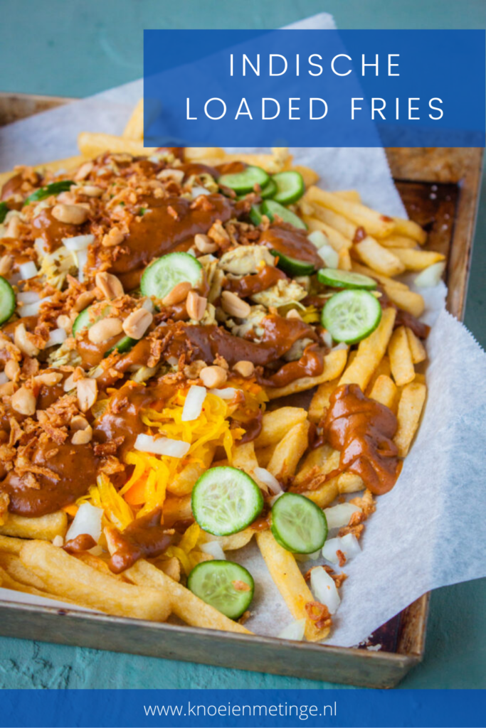 indische loaded fries