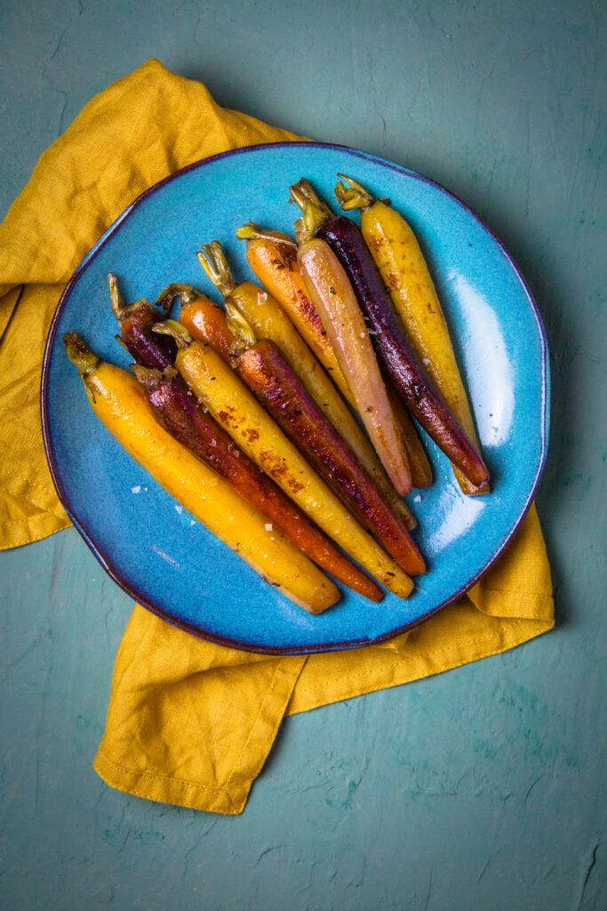 sousvide wortels