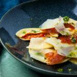 peppadew ravioli
