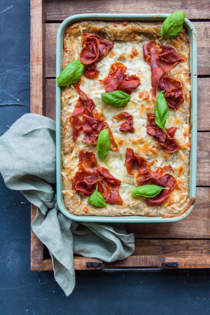 truffel lasagne