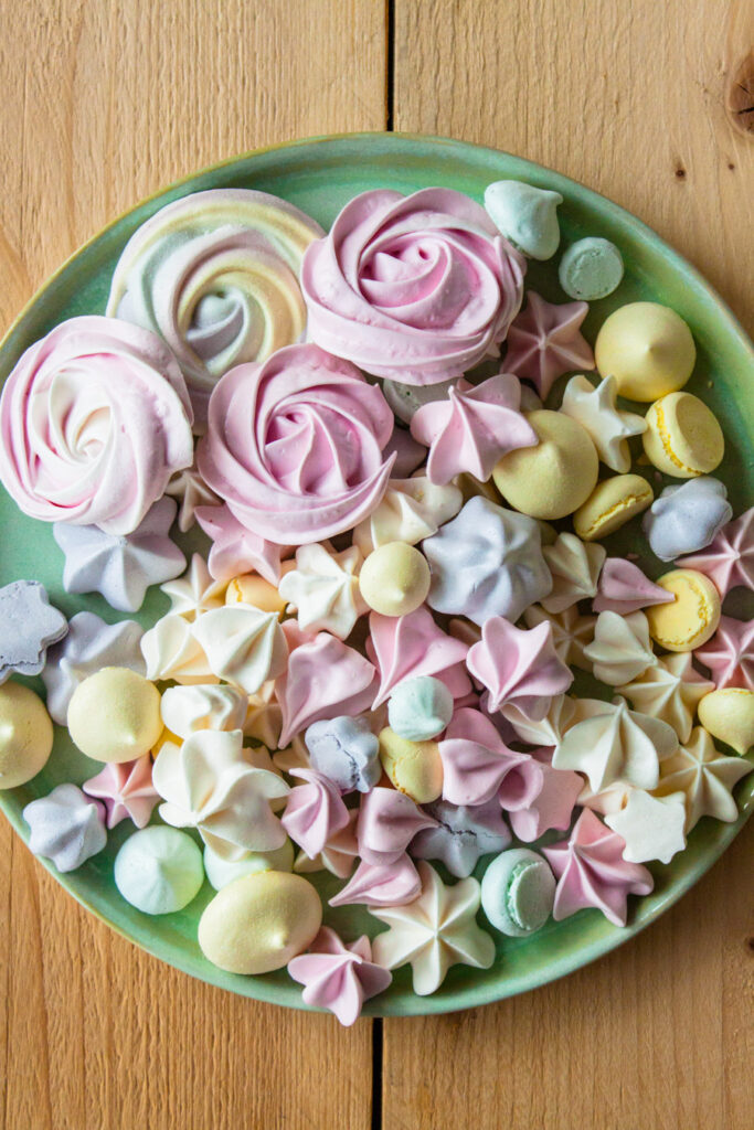 italiaanse meringue franse meringue